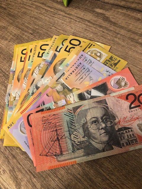 A single mums money journey
