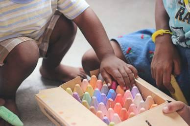 Childcare ratios